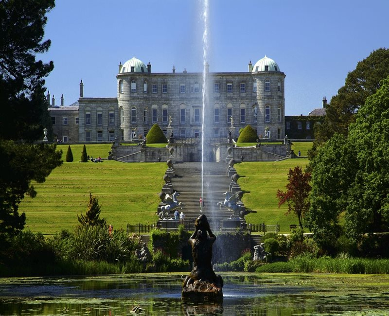 Powerscourt Gardens launch new audio guides for visitors