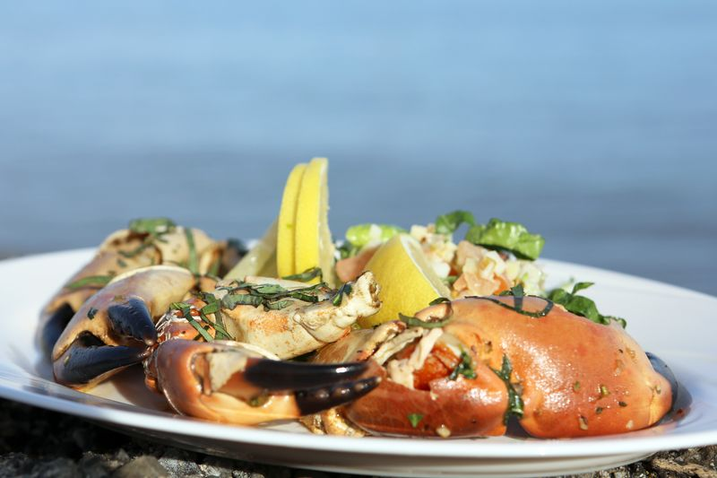 Annagassan Crab at The Glyde Inn