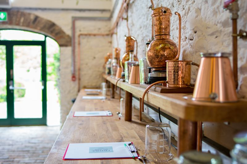 Listoke Estate Gin Distilling and Brewing