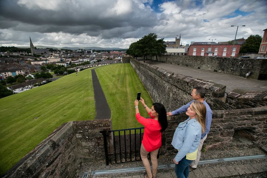 Walls of Derry~Londonderry